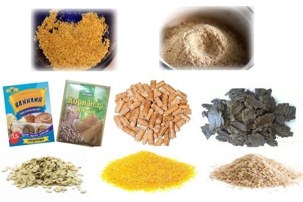 ингредиенты прикормок