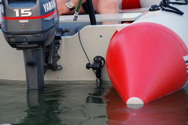 трансы и моторы для надувных лодок