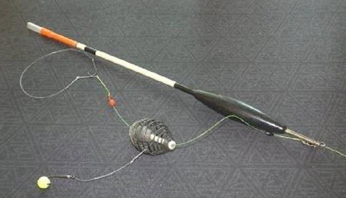 Поплавок с кормушкой как новое направление в рыбалке