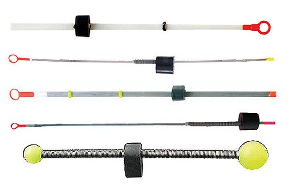 Кивки для рыбалки своими руками 156