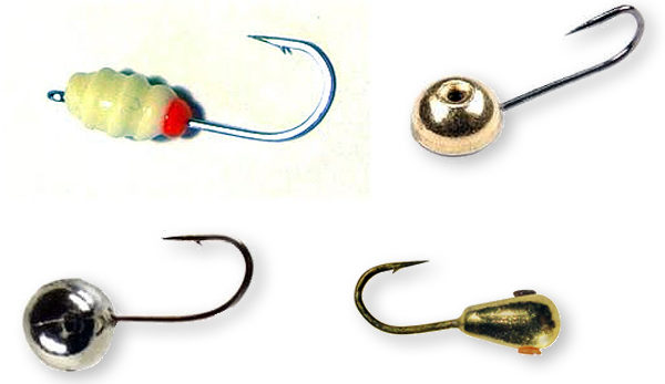 Мормышки для зимней рыбалки как самые уловистые приманки