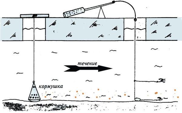 зимняя прикормка своими руками для белой рыбы
