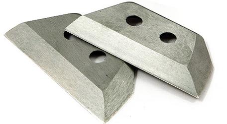 Плоские ножи для ледобура