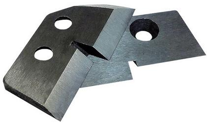Ступенчатые ножи для ледобура