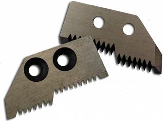 Зубчатые ножи для ледобура