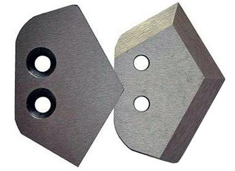 Треугольные ножи для ледобура