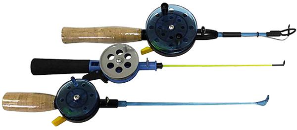 Виды удочек для зимней рыбалки