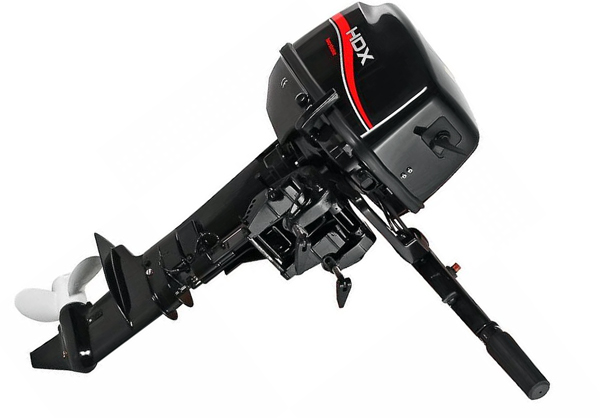 купить лодочный мотор 2-х тактный hdx t 2.6 cbms