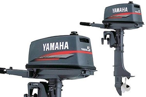 Лодочный мотор Yamaha 5CMH
