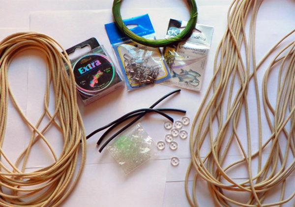 Как сделать донку с резинкой для рыбалки