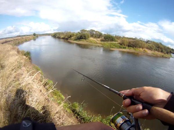 джиг на реке