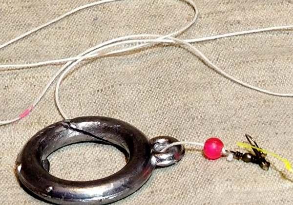 кольцо для ловли