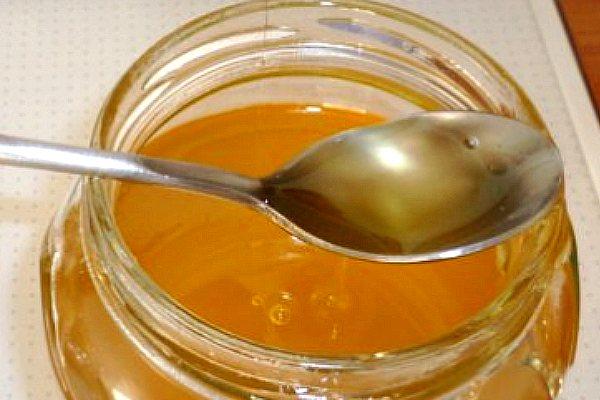 с добавлением меда