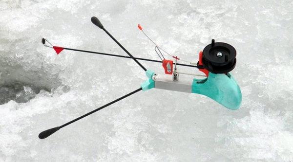 Зимняя самоподсеающая механика