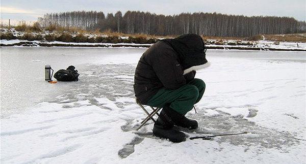 Малоподвижная зимняя рыбалка