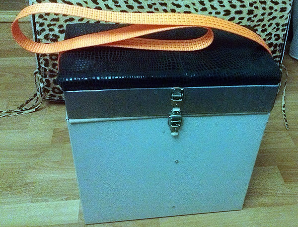 Зимний ящик из системного блока
