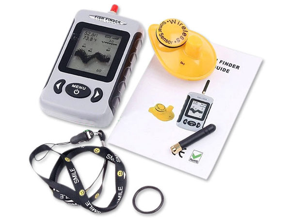 Эхолот Fish Finder Lucky FFW718