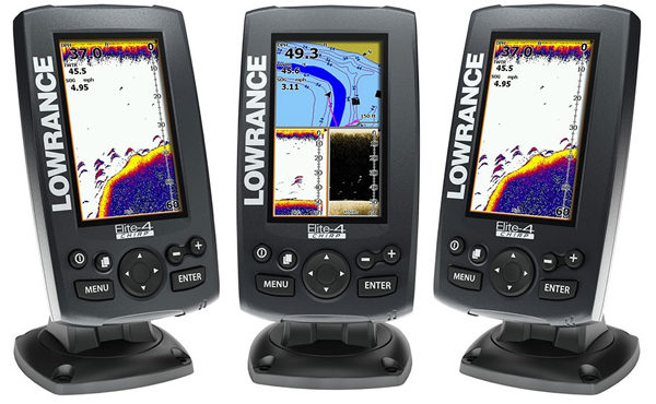 Эхолот «Lowrance Elite 4x CHIRP
