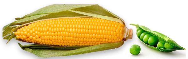 Насадка кукуруза и горох