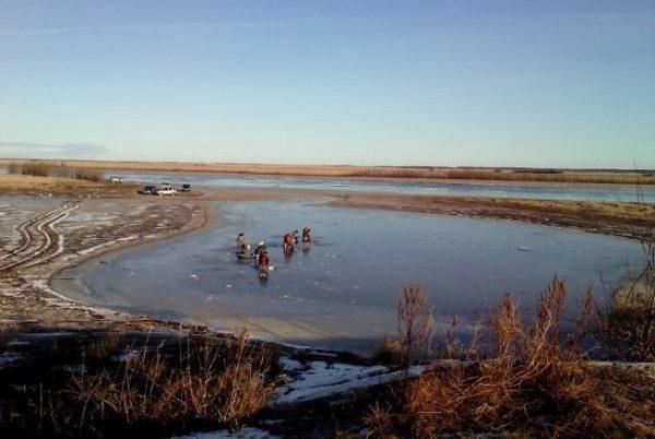 первый лед 2017