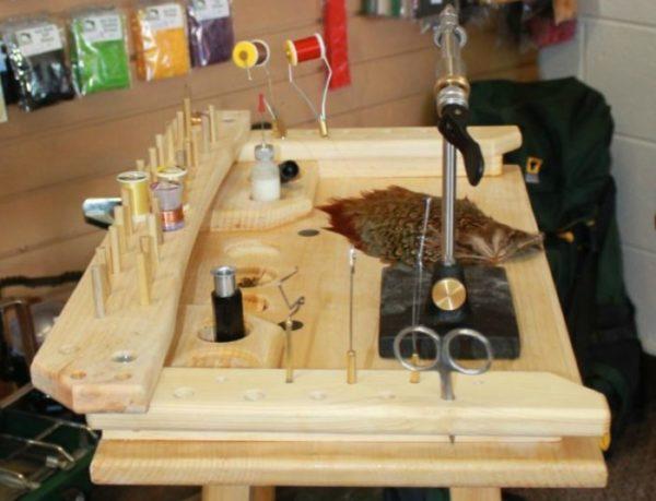 инструменты для вязания мушек