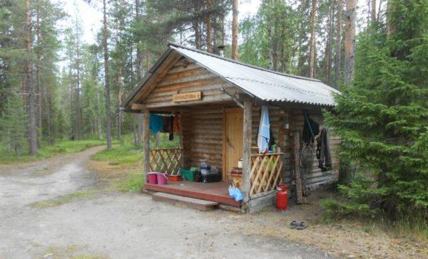 жилой домик