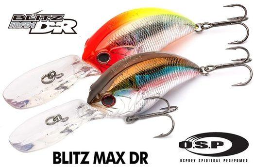 OSP Blitz MAX DR